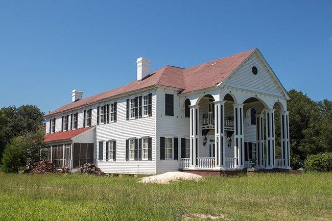 Edwin Brogdon House