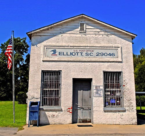 Elloree Post Office