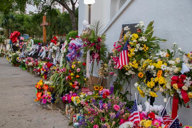Emanuel AME Memorials