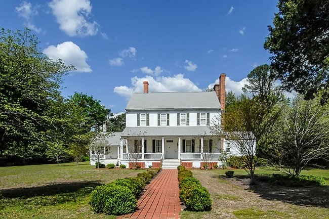 Enfield House, Cheraw