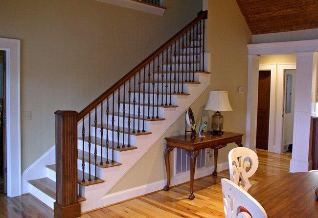 English Cooper Stairs