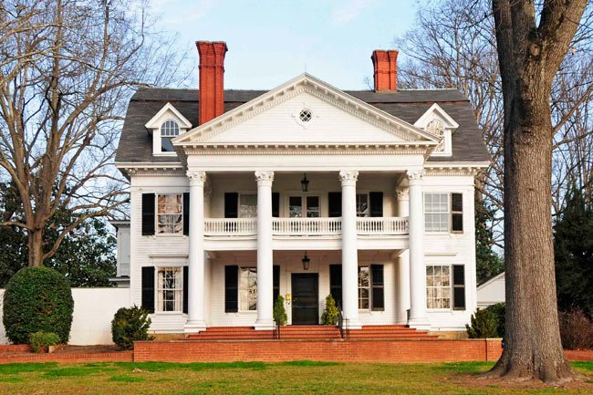 Evans Russell House