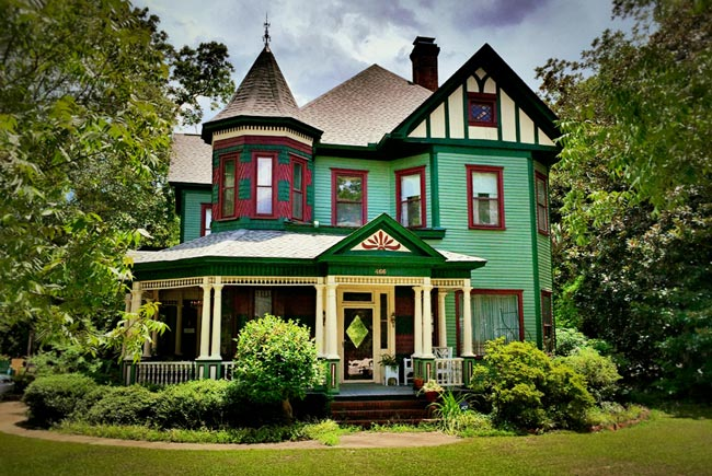 Ezekial Etheredge House