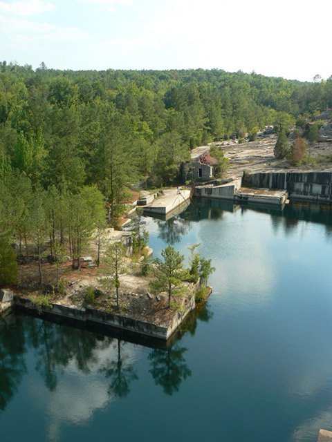 Fairfield Granite Quarry