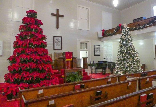 Fairview Presbyterian Interior