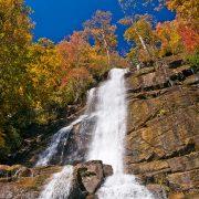 Falls Creek Falls at Jones Gap