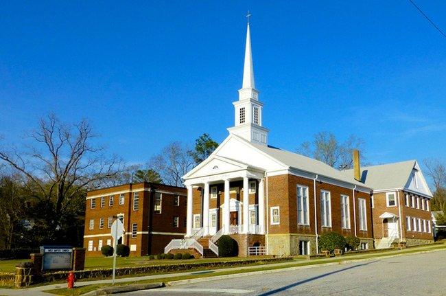 First Baptist Graniteville