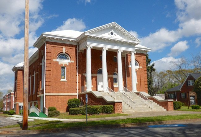 First Baptist Johnston