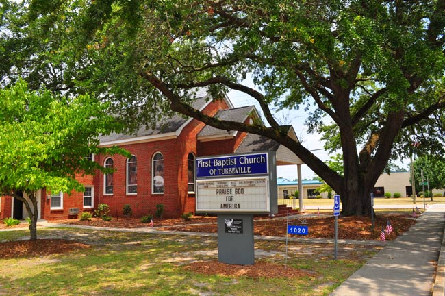 First Baptist Turbeville