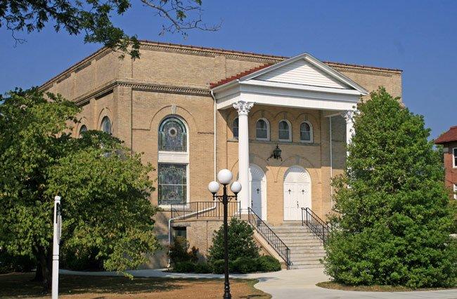 First Presbyterian Bennettsville