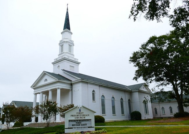First Presbyterian Greenwood