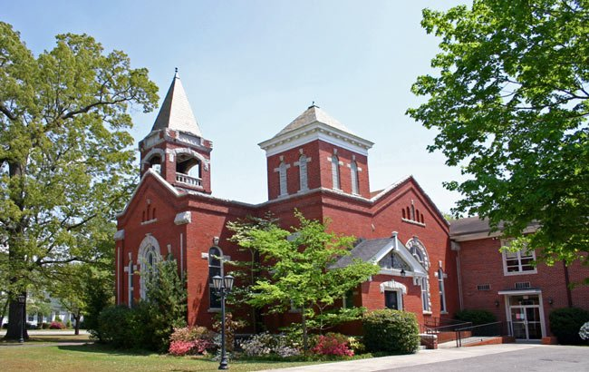 First Presbyterian Hartsville