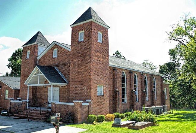 First Providence Baptist Church