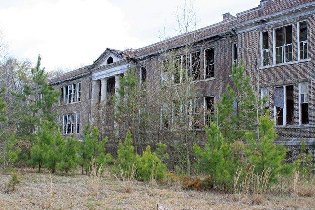 Fletcher Memorial School McColl