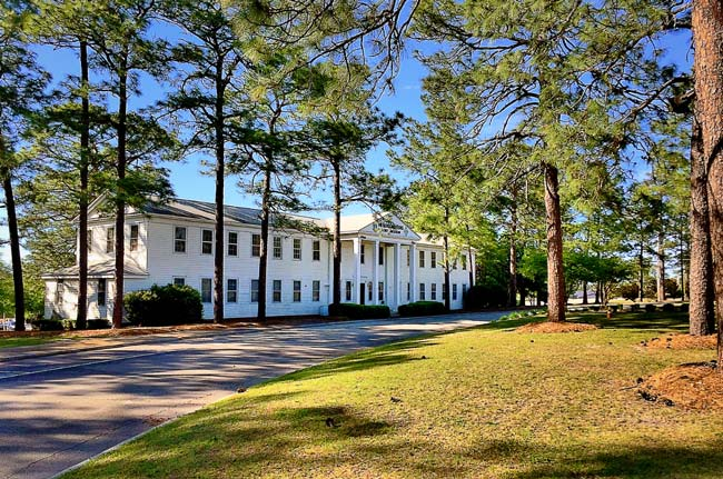 Fort Jackson Headquarters