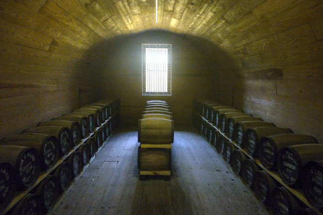 Fort Moultrie Powder Magazine
