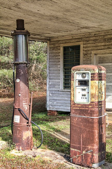 Fuel Pumps, Saluda Station