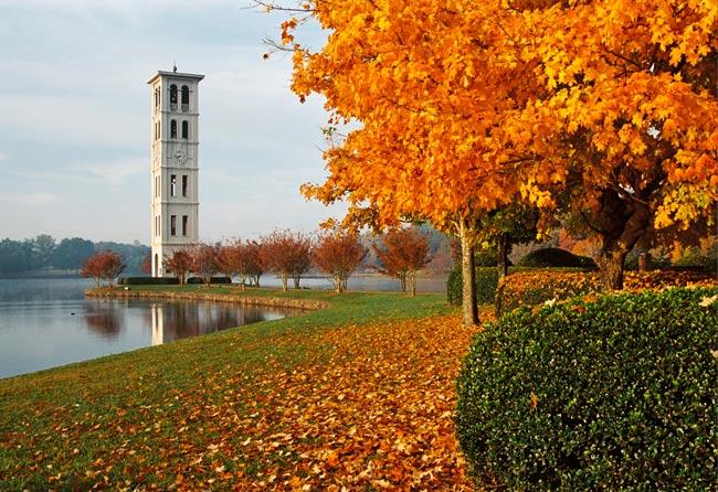 Furman University Bell Tower