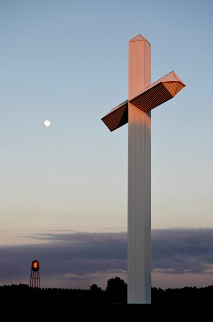 Giant Cross Lake City
