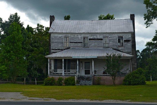 Gilbert Clayton House