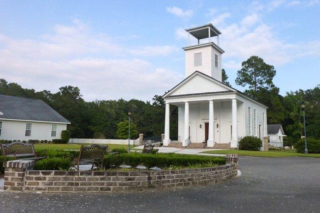Gillisonville Baptist