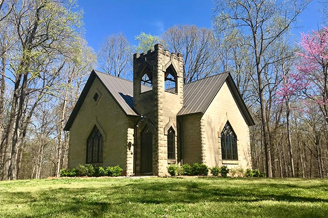 Glenn Springs Presbyterian Church Spring 2019