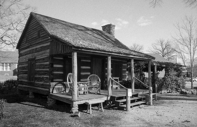 Gosnell Cabin