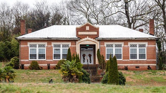 Gossett School, Williamston, SC