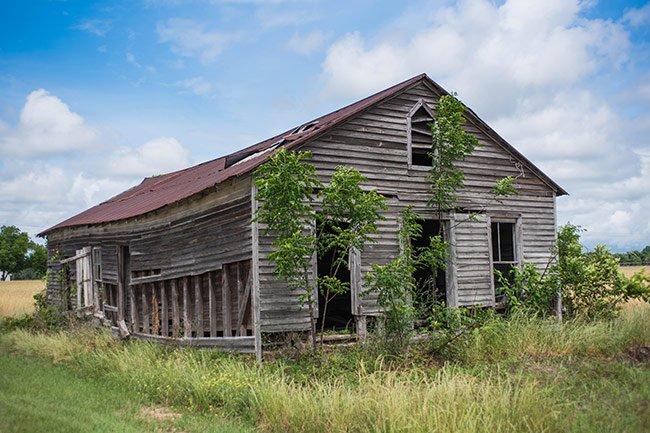 Govan Farm Building