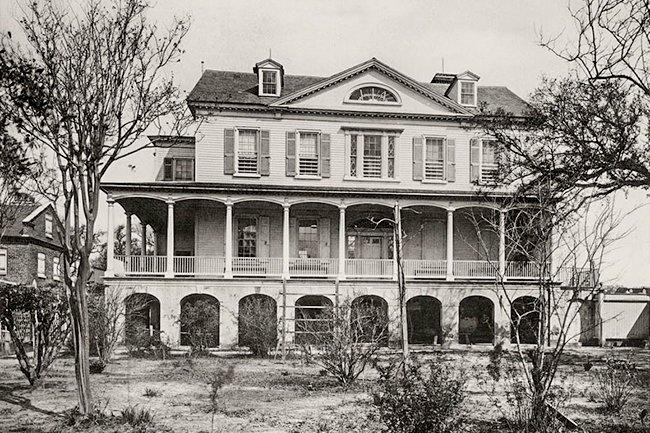Governor Thomas Bennett House