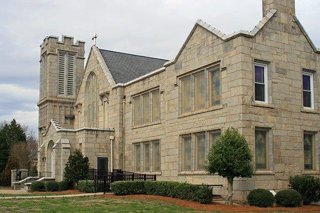 Grace UMC in Union, SC