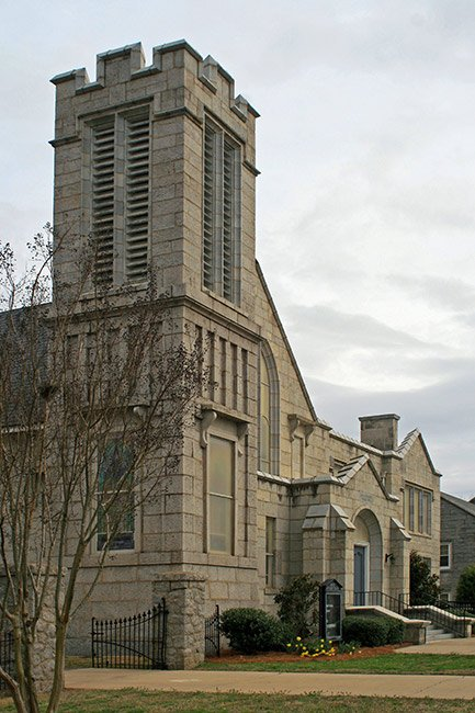 Grace UMC in Union