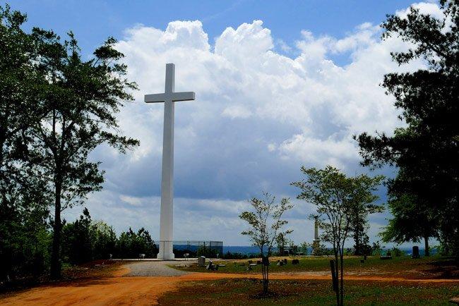 Graniteville Cemetery Cross