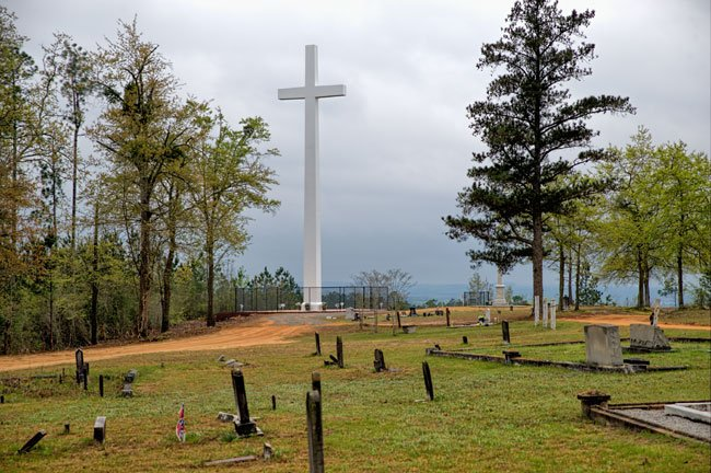 Graniteville Cross