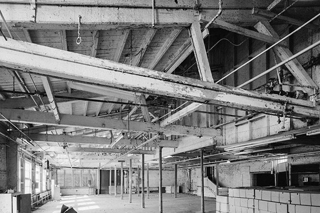 Graniteville Mill Interior