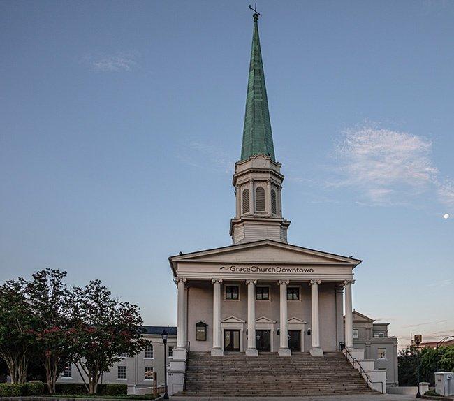 Grace Church, Greenville