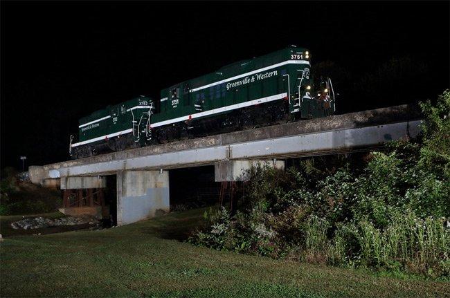 Greenville Western Railway