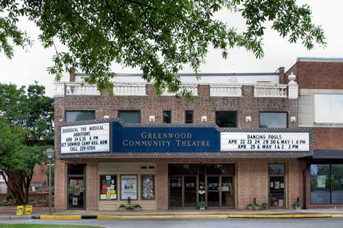 Greenwood Community Theatre