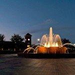 Greer City Hall Fountain