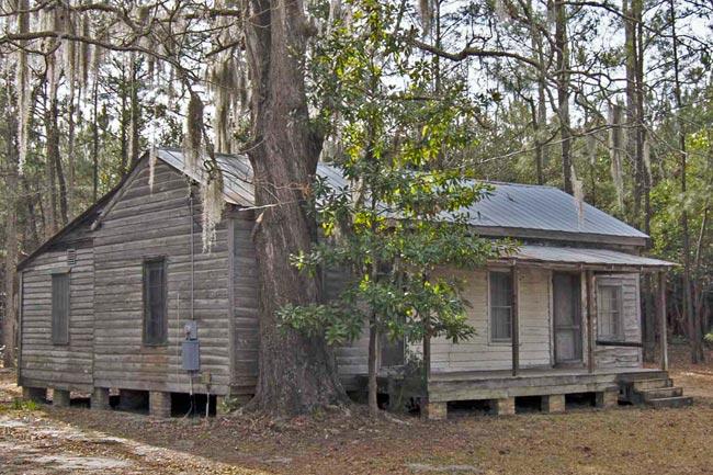 Gregg-Wallace Tenant House