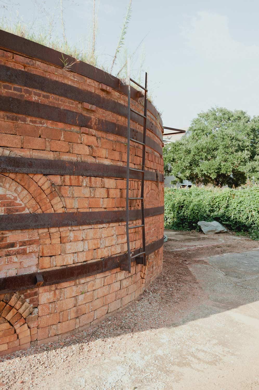 Guignard Brick Company Kiln