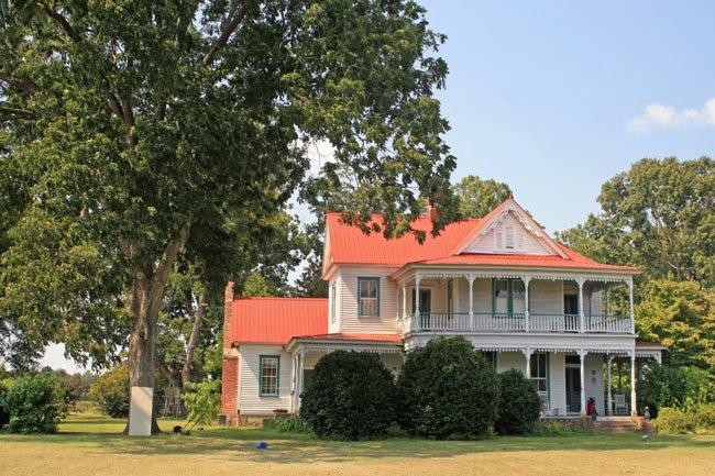 Haigler House