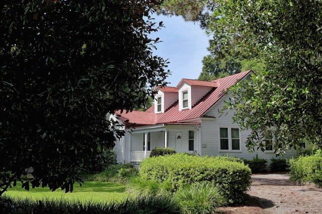 Hal Frampton Home