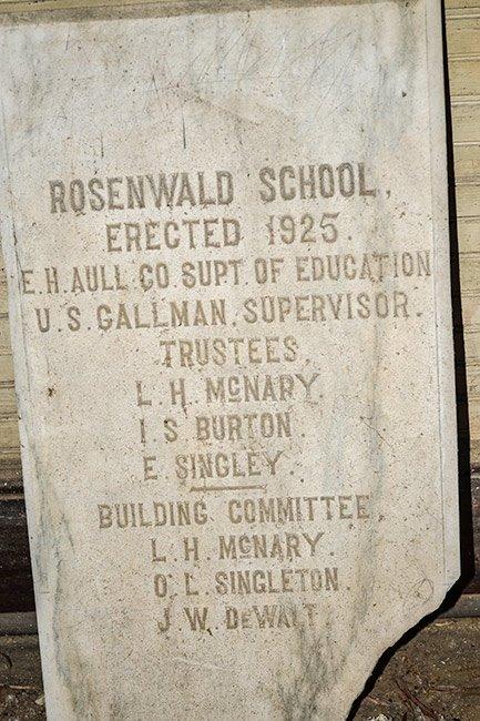 Hannah Rosenwald School