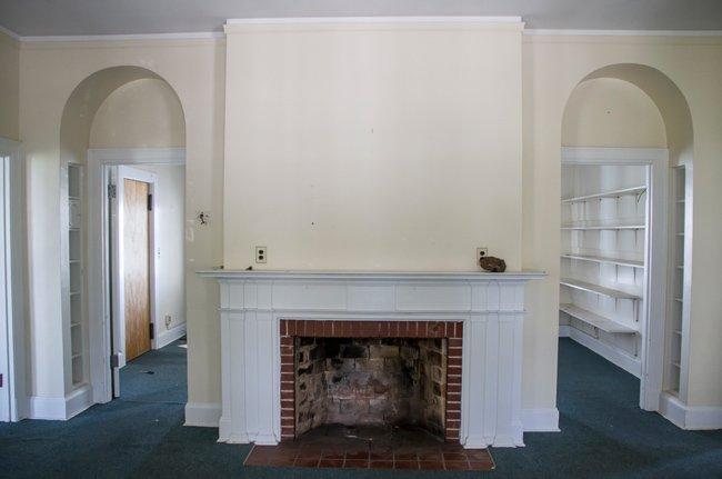 Harbor Master House Interior