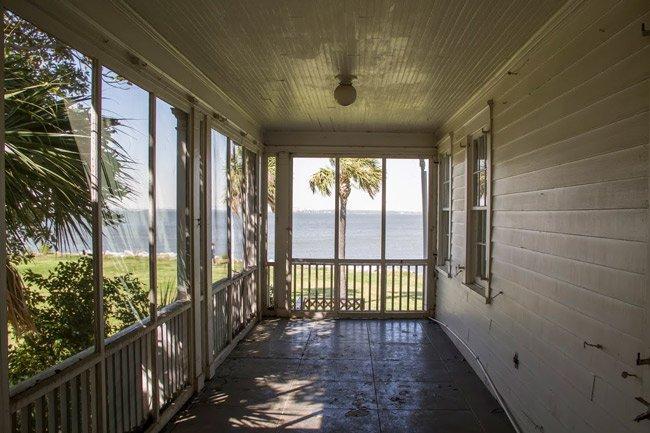 Harbor Master House Porch