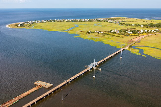 Harbor River Bridge, St. Helena Island