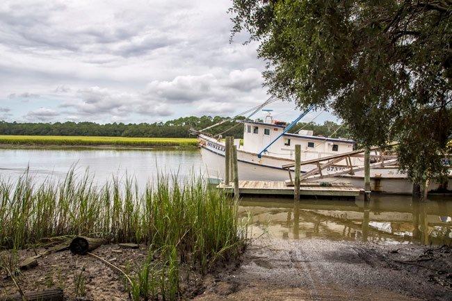 Harbor River Mooring