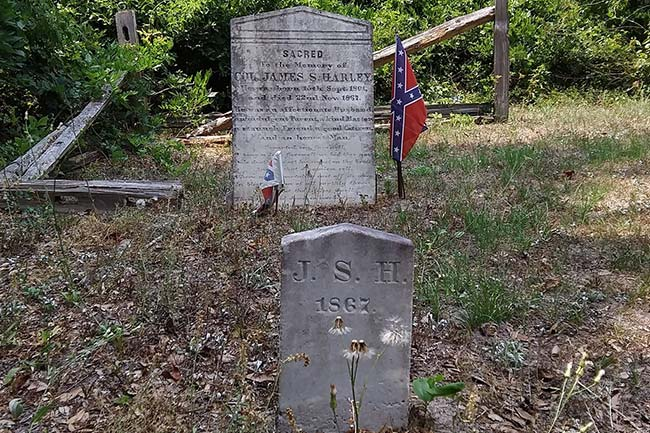Four Holes Bridge Cemetery