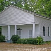 Harmony Baptist Church in Fairfax, SC